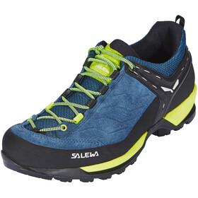 Salewa M's MTN Trainer Shoes Poseidon/Sulphur Spring